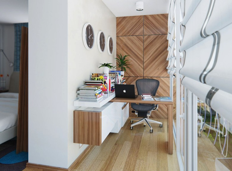 Airy Small Office