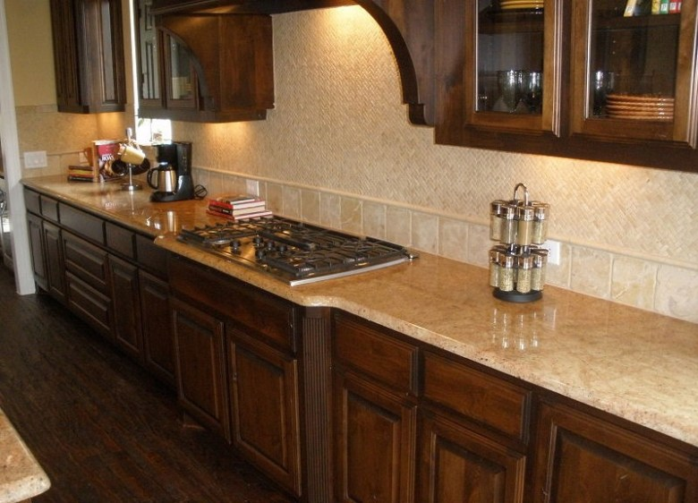 Madura Gold Granite Countertop