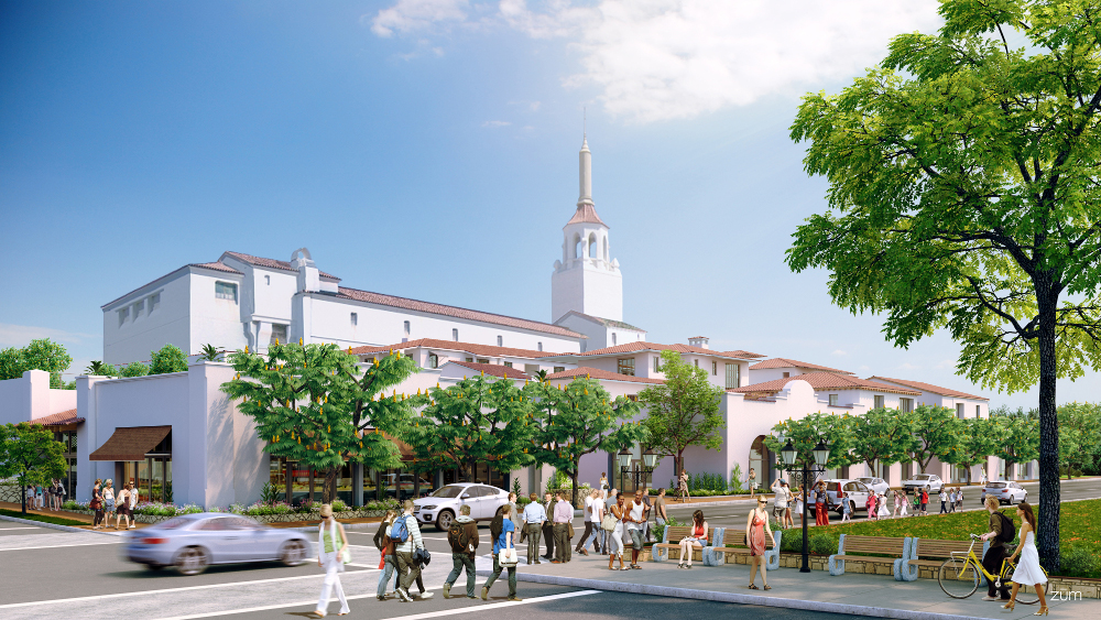Sustainable Food And Architecture At Santa Barbara Public
