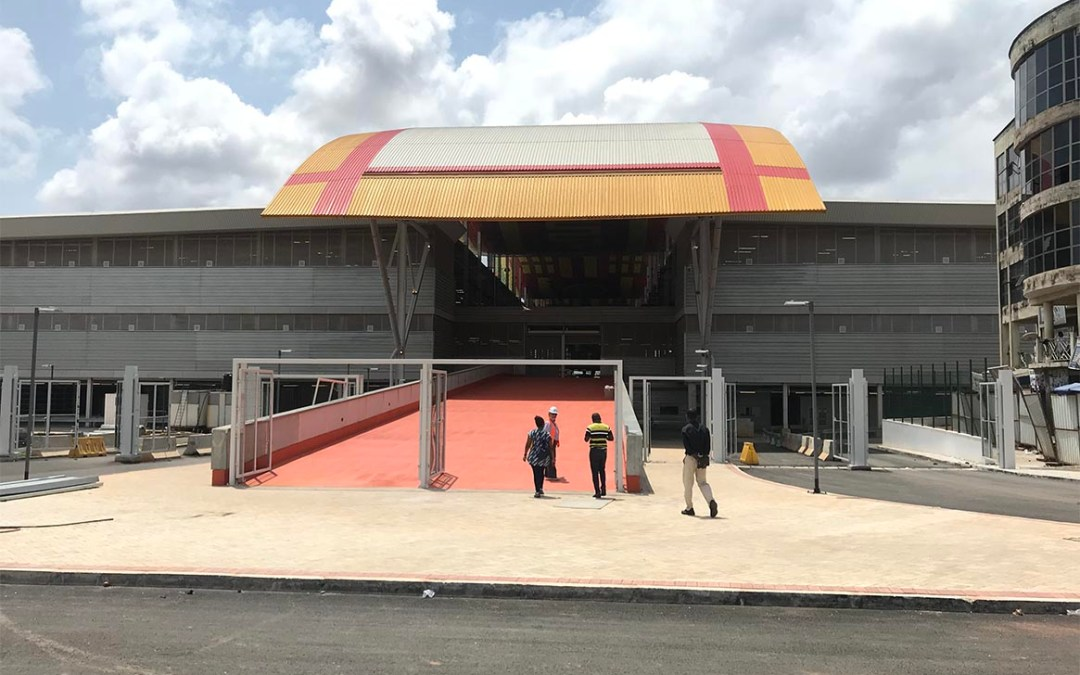 The New Kejetia Central Market | Project Update [phase 1]