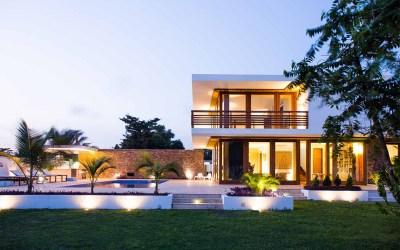 The Bridge Residence   Mobius Architecture, Ghana