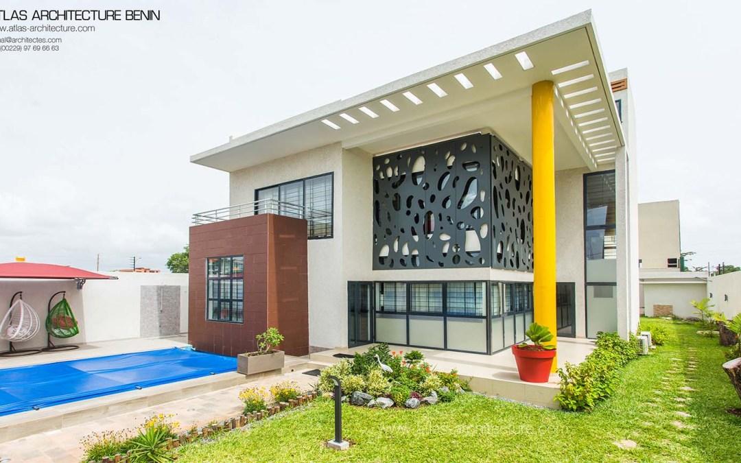Villa LEC | Atlas Architecture, Benin