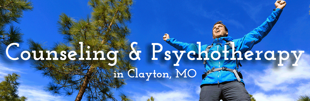 Justin Hampton, LCSW & Jamie Fickert, PsyD provide personalized, compassionate, research-supported therapy services with LGBTQ client, Acceptance and Commitment, ACT, Cognitive Behavioral Therapy, CBT specialties. Counseling & Therapy in St. Louis, MO.