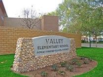 ves monument sign