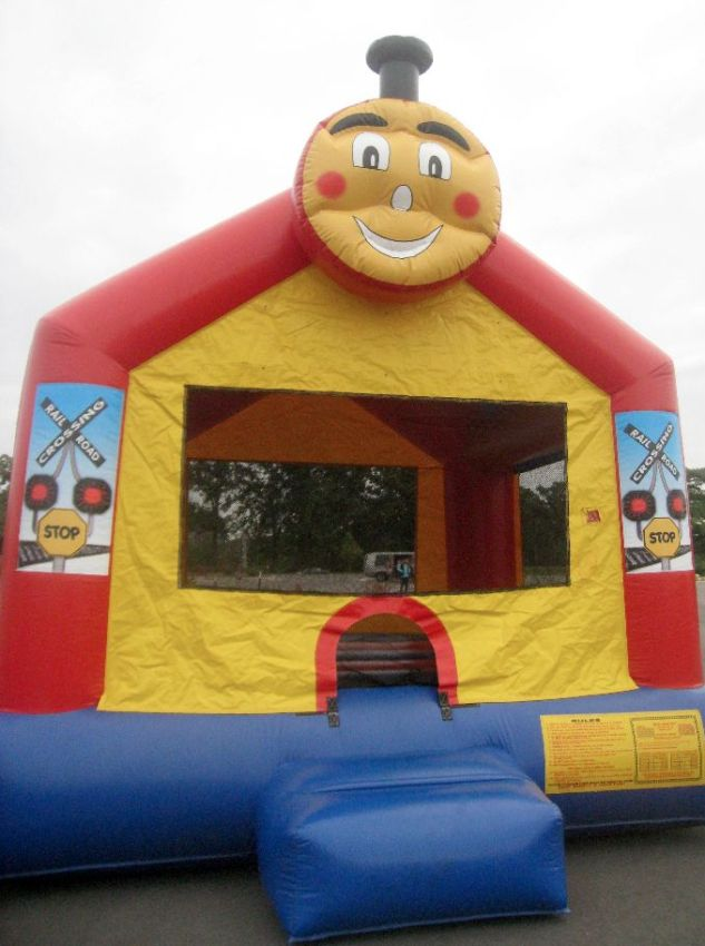 Walk Now For Autism Speaks Bounce House
