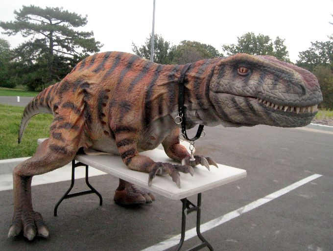 Walk Now For Autism Speaks Dinosaur