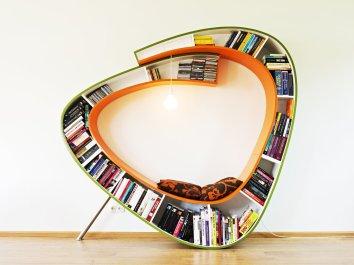 Innovative-Bookworm-Bookshelf-Design-Concept