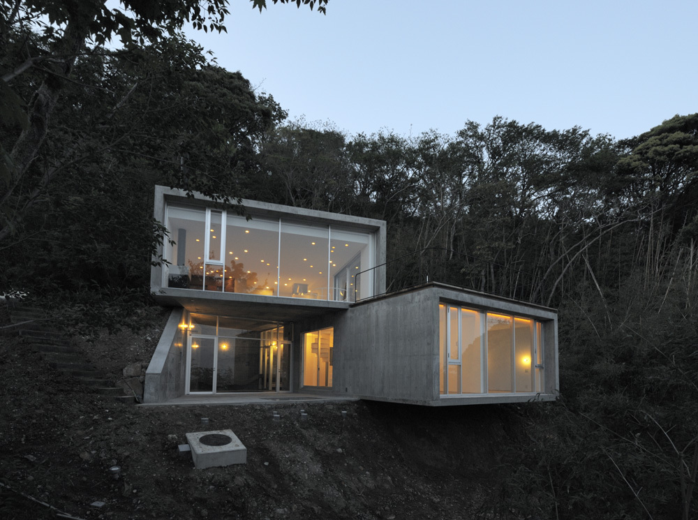 Beautiful Forest Houses Archvision Studio