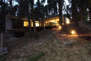 Modernes Haus – Casa BB von BAK Arquitectos