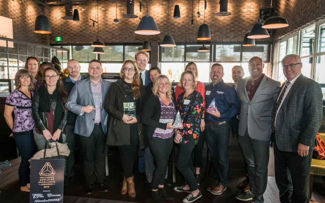 Inclusive Employer Awards 2019