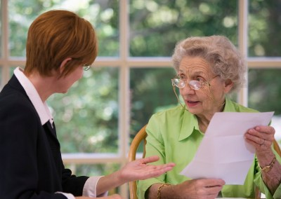Seniors Information, Referral and Resource Services