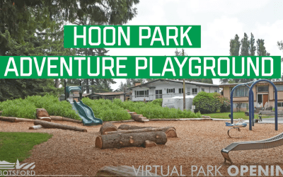 Hoon Park Natural Playground Now Open