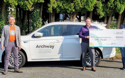 Archway Launches Community Van Pilot with Multiple Partners
