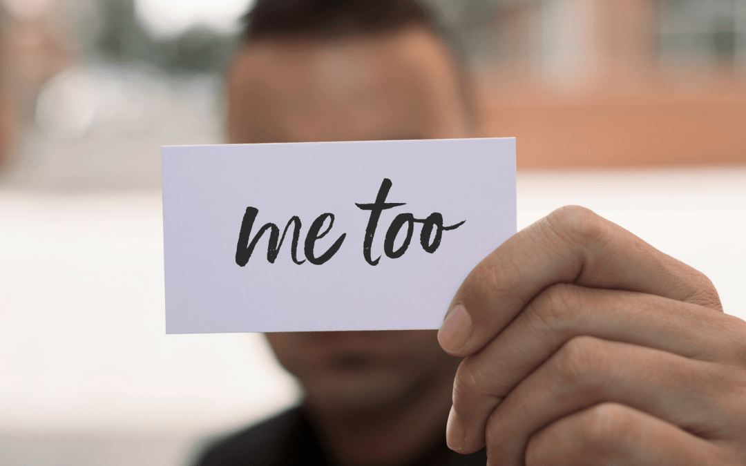 Stories from Male Survivors of Sexual Assault