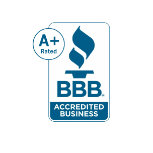 A+ BBB Accredited Business Logo