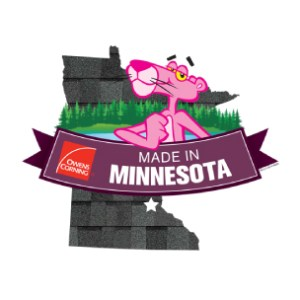 Owens MN Made Pink Panther