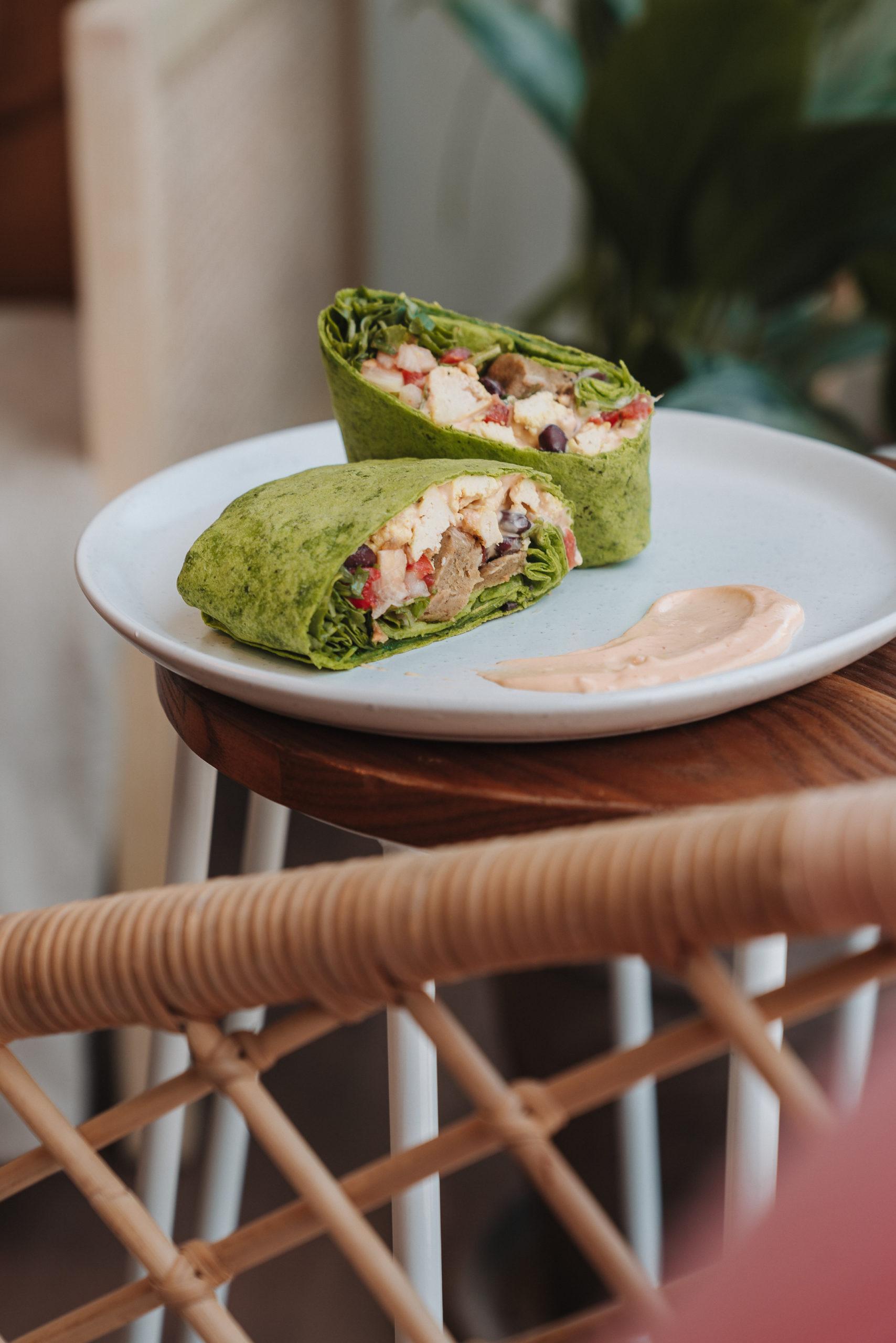 Burrito matin Archway