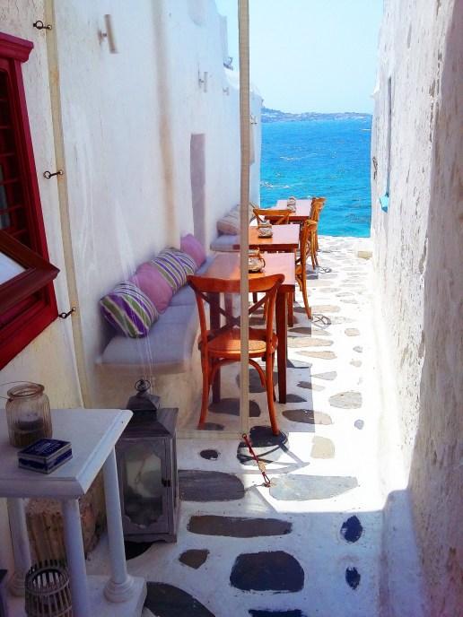 Architettura Cicladica Mykonos