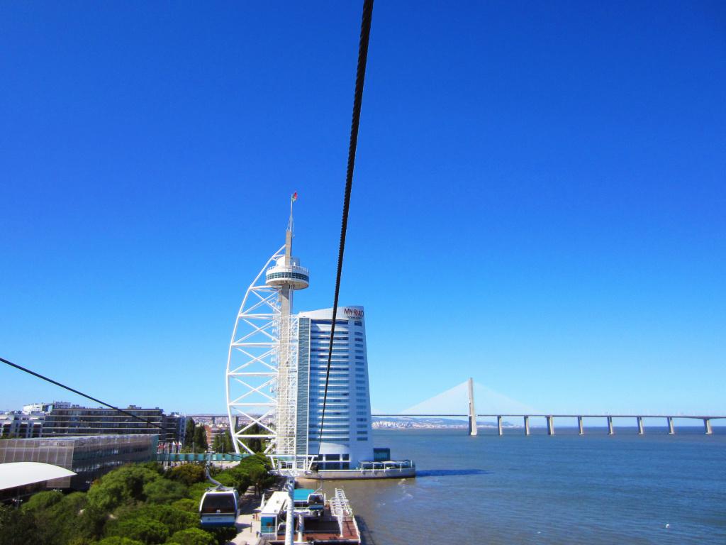 Parco delle Nazioni Torre Vasco da Gama