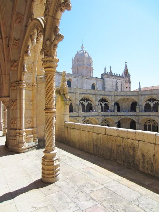 Lisbona Mosteiro dos Jerónimos