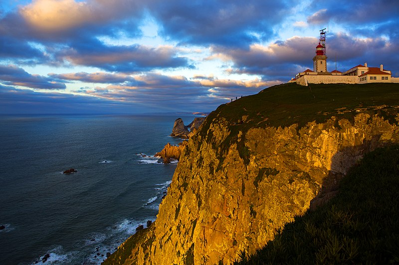 Cabo da roca Costa do Estoril