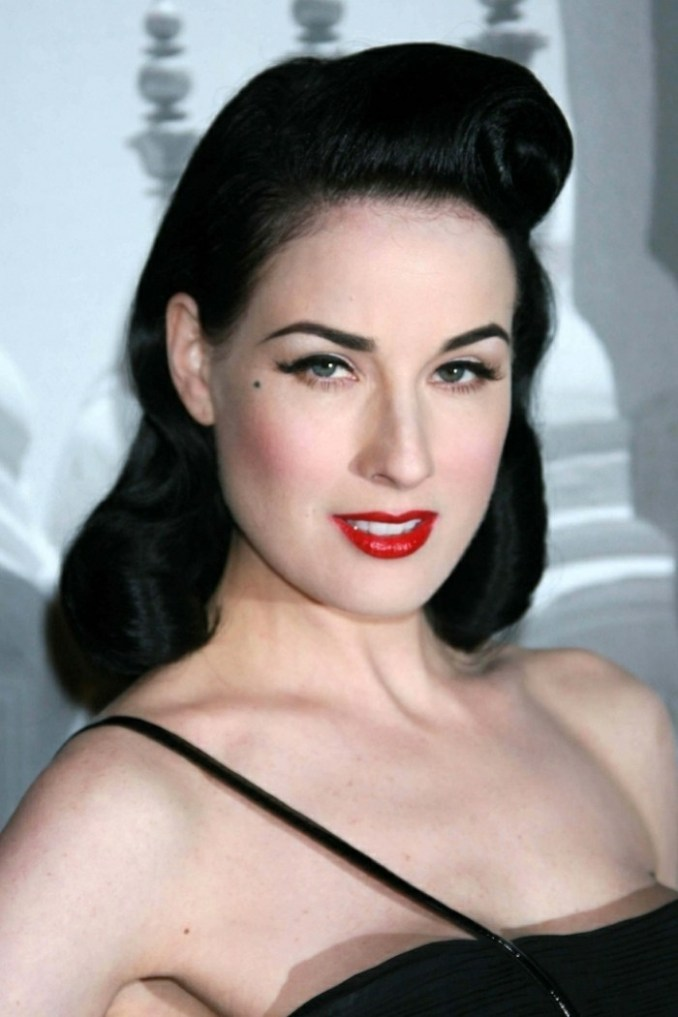 Image Result For Rockabilly Hairstyles Long Hair