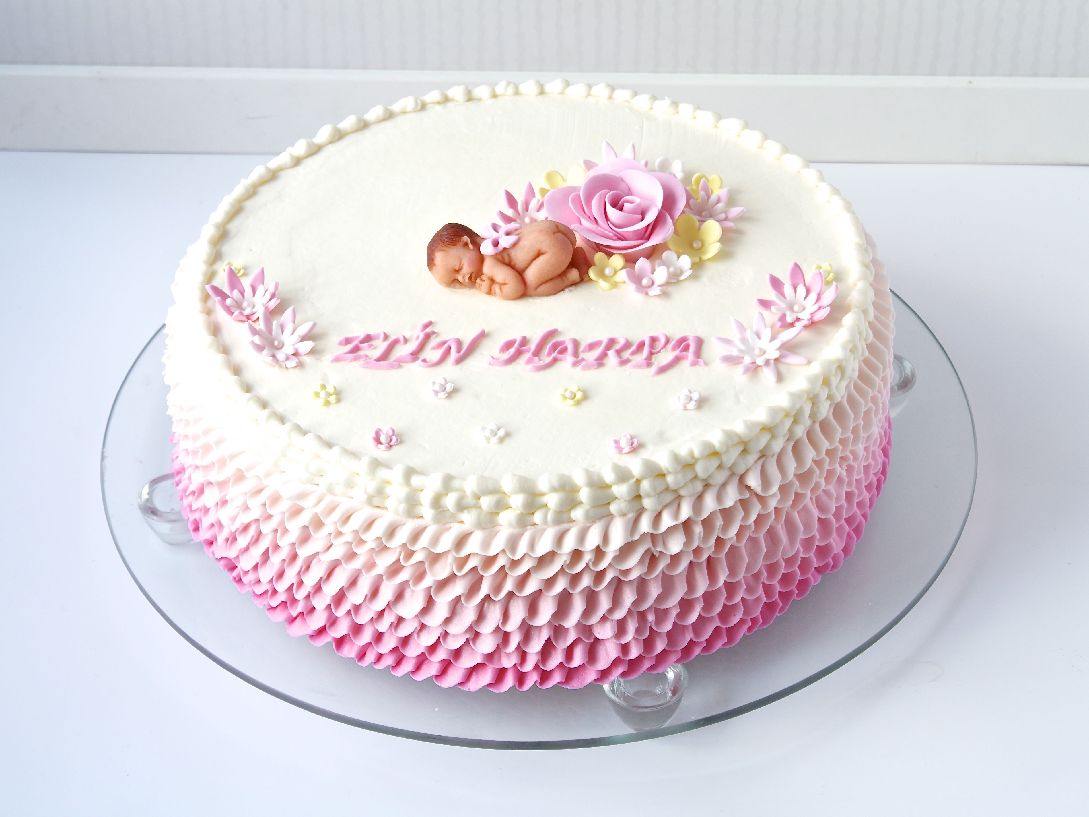Ideas For Baby Shower Cakes For Boys And Girls