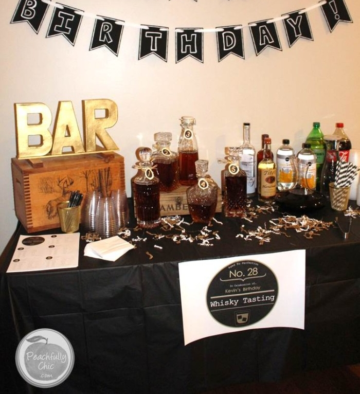 50th Birthday Party Ideas For A Man