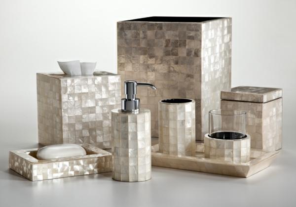 jolie salle de bain accessoires