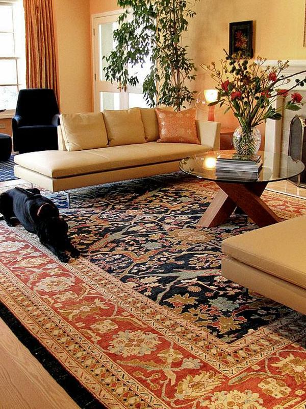 le tapis persan classe et histoire