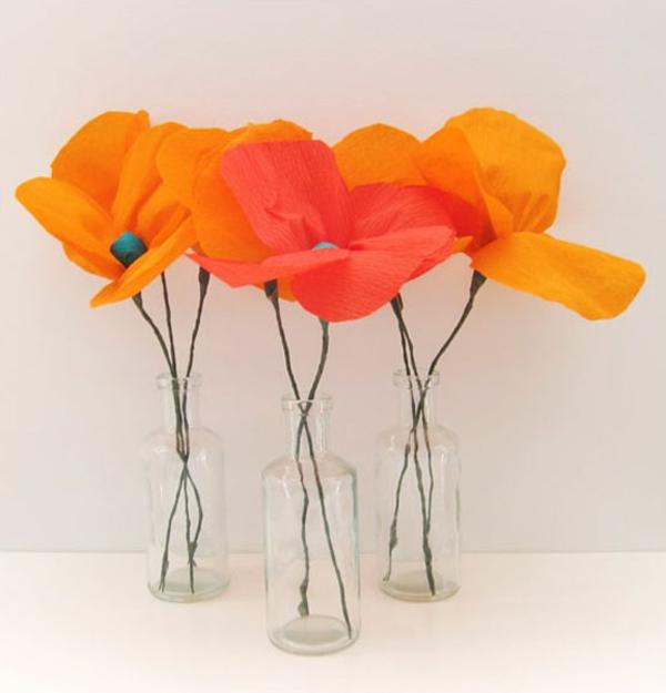 Comment Crer Une Fleur En Papier Crpon Astuces Et