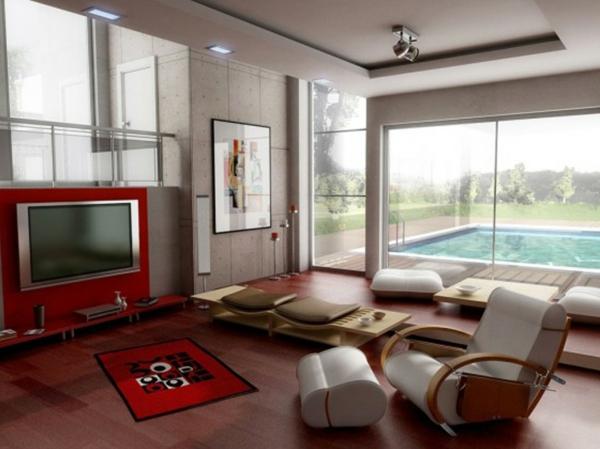 Une Ide Dco De Salon Moderne Est Une Inspiration Pour L