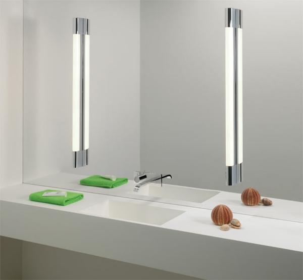 Idees D Eclairage De Miroir Pour La Salle De Bain Archzine Fr