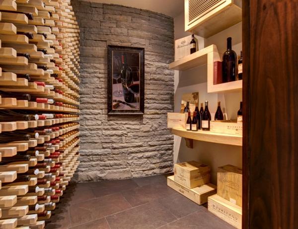 Le Rangement Bouteilles De Vin Concepts Modernes