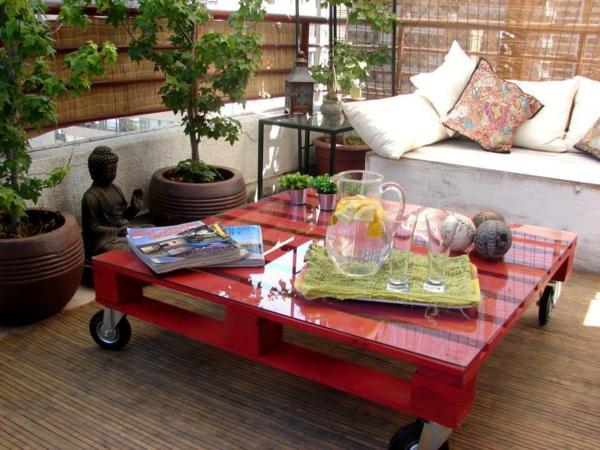 le salon de jardin en palette bricolez vos meubles patio incroyables