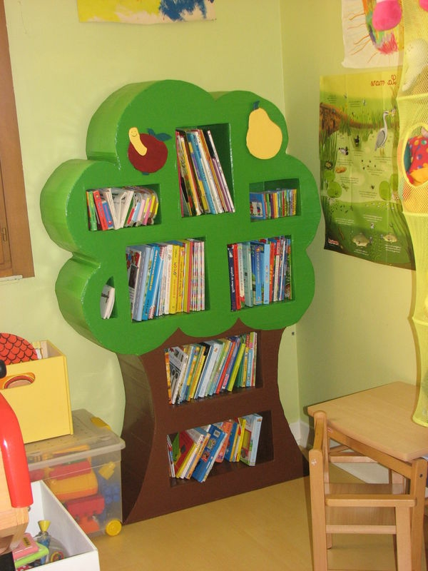meuble bibliotheque d enfant