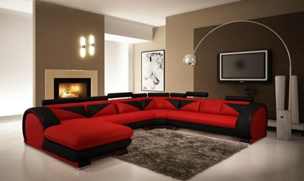Choisissez Un Canap Bicolore Moderne