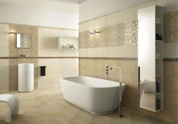 fresque carrelage mural salle de bain