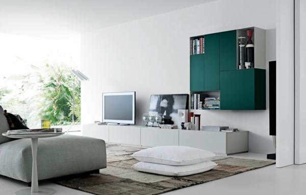 Le Meuble Suspendu De Salon Dcore Et Modernise Le Salon