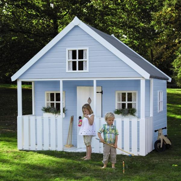 La Cabane De Jardin Pour Enfant Est Une Ide Superbe Pour