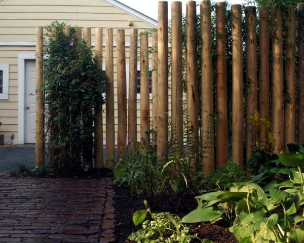La Canisse Bambou Une Clture De Jardin Jolie Et Cologique