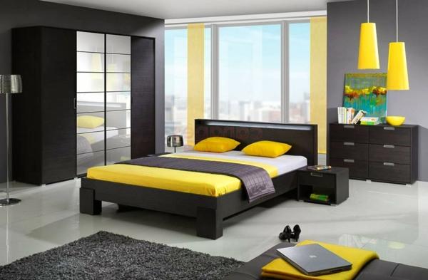 Moderne Chambre Coucher Complte Archzinefr