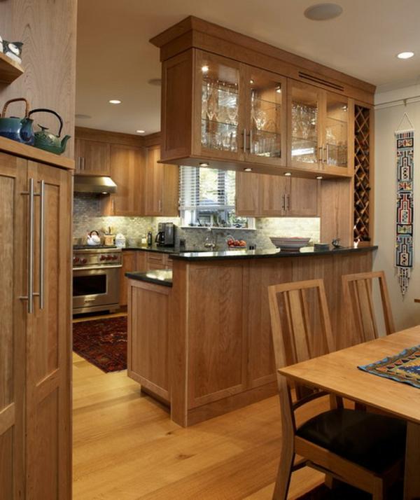 la cuisine ouverte sur la salle a manger 55 photos