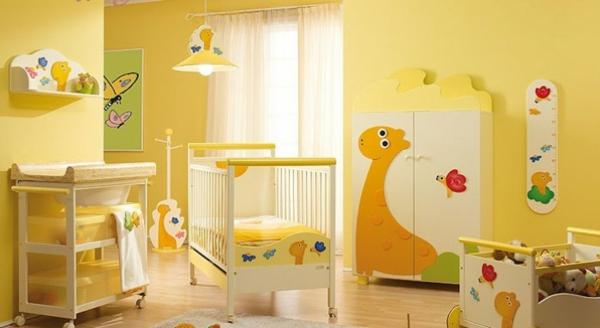 quelle decoration chambre bebe creez