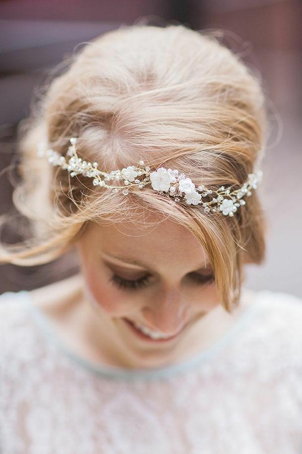 50 Ides Pour Votre Coiffure Mariage Cheveux Mi Longs