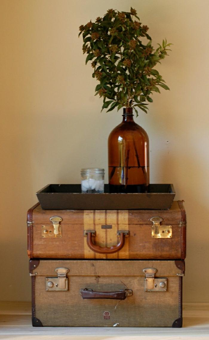60 idees avec la valise vintage