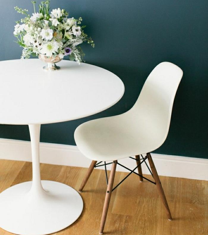 une table tulipe pour votre interieur moderne decoration