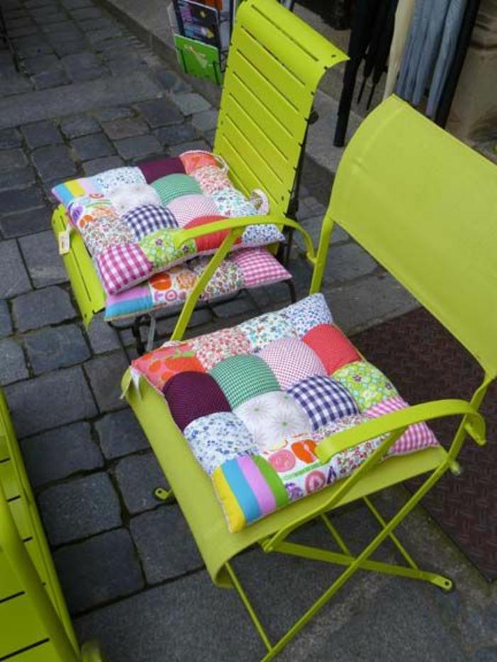 les meilleures galettes de chaises en