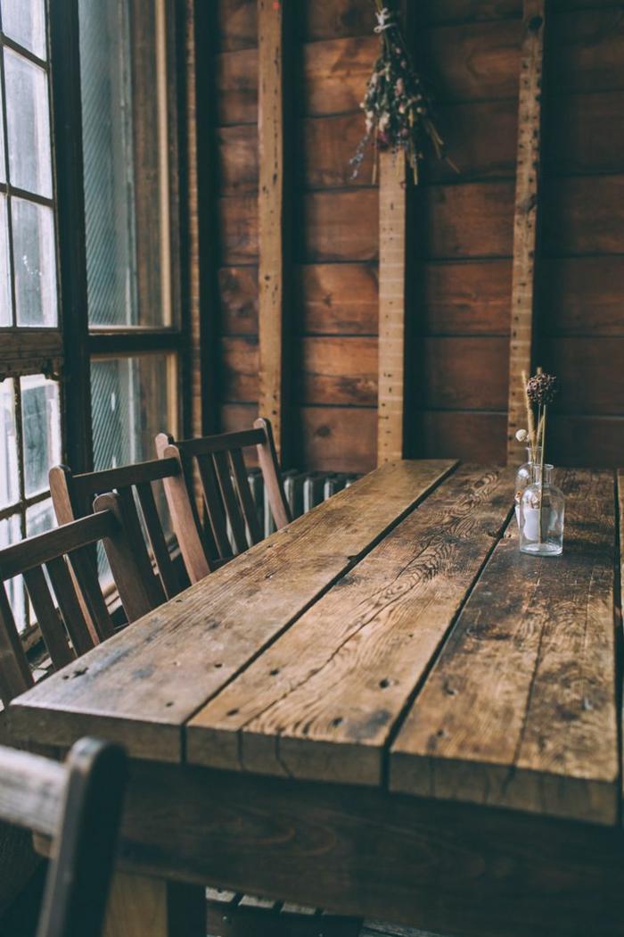 Table Salle A Manger Industriel