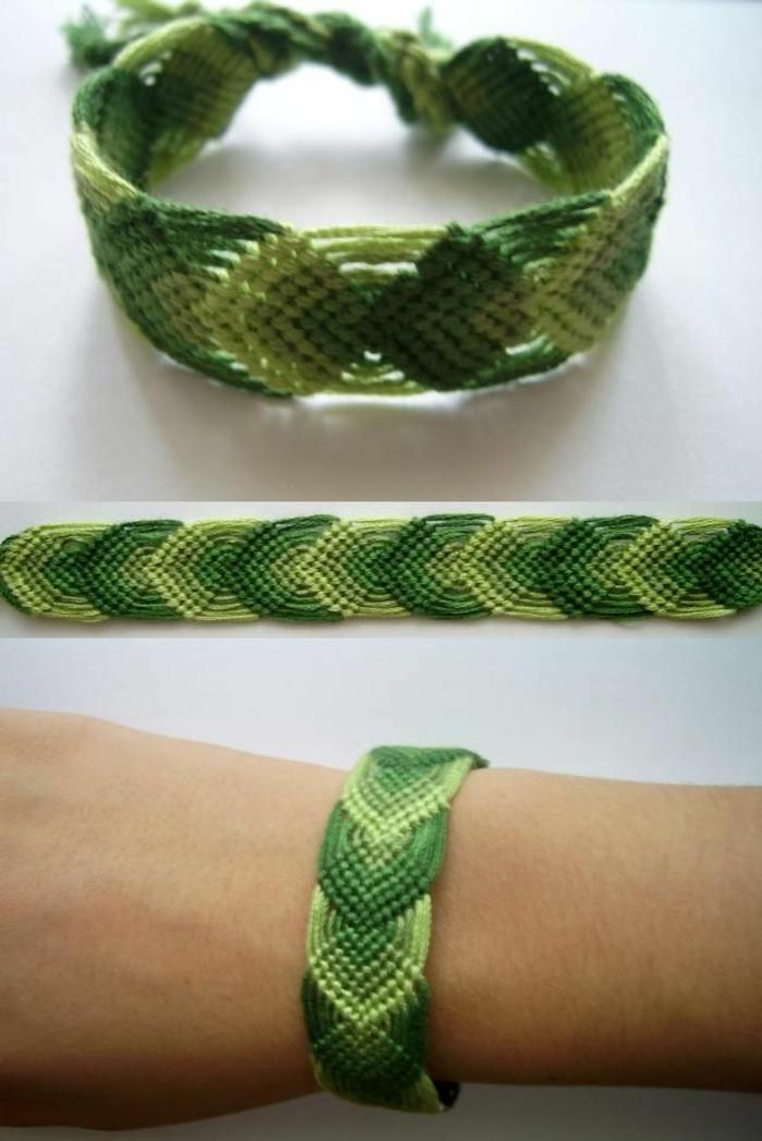 Photos Et Vido Pour Comment Faire Un Bracelet Brsilien